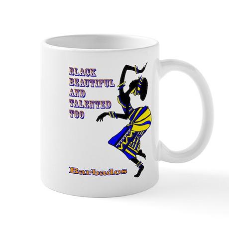 Black Beautiful & Talented Too Mug