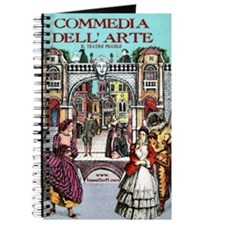 Commedia dell' Arte Journal