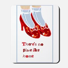 Red Ruby Slippers Mousepad