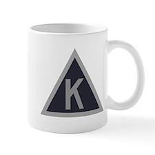 Triangle K Mug