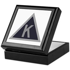 Triangle K Keepsake Box