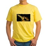 Molly and McGee Yellow T-Shirt