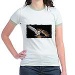 Molly and McGee Jr. Ringer T-Shirt