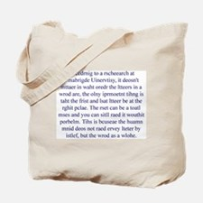 """""""Chaotic Surprise"""" Tote Bag"""