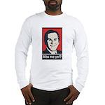 Bush - Miss Me Yet Long Sleeve T-Shirt