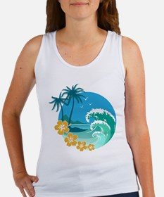 Exotic Beach Tank Top