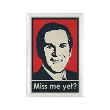Bush - Miss Me Yet Rectangle Magnet