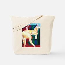 Sleeping Sonny Tote Bag