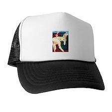 Sleeping Sonny Trucker Hat