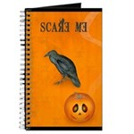 Scared / crow - Journal