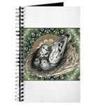 Nesting Pigeons Decorative Journal