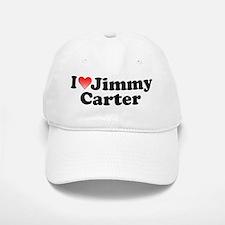 I Love Jimmy Carter Baseball Baseball Cap