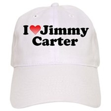 I Love Jimmy Carter Baseball Cap
