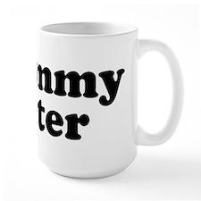 I Love Jimmy Carter Mug