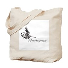 Muslims for Peace Tote Bag