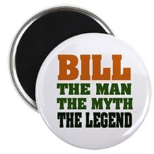 BILL - The Legend Magnet