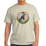 Racing Pigeon Heart Light T-Shirt