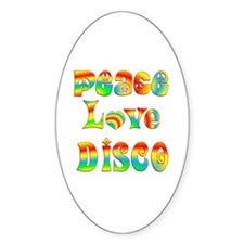 Disco Decal