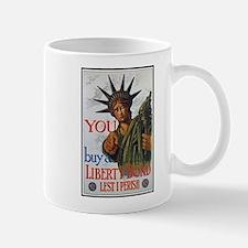 Buy a Liberty Bond Poster Art Mug