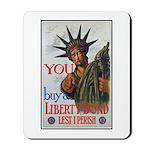Buy a Liberty Bond Poster Art Mousepad