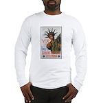 Buy a Liberty Bond (Front) Long Sleeve T-Shirt