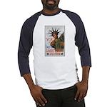 Buy a Liberty Bond (Front) Baseball Jersey