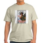 Buy a Liberty Bond Poster Art Ash Grey T-Shirt