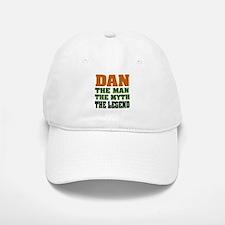 DAN - The Legend Baseball Baseball Cap