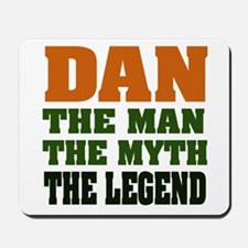 DAN - The Legend Mousepad