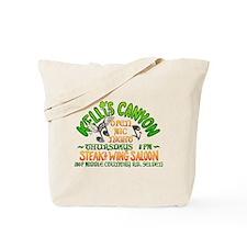 Kelli's Open Mic Tote Bag