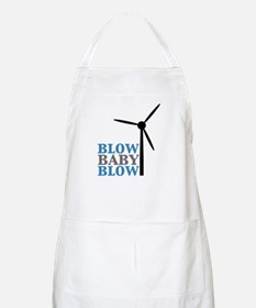 Blow Baby Blow (Wind Energy) Apron