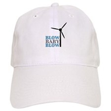 Blow Baby Blow (Wind Energy) Cap