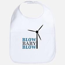 Blow Baby Blow (Wind Energy) Bib