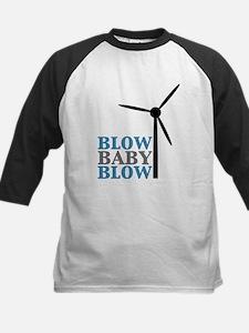 Blow Baby Blow (Wind Energy) Tee