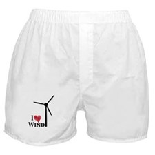 I love wind Boxer Shorts