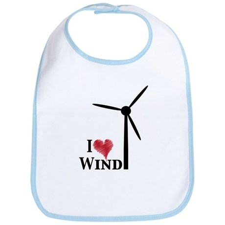 I love wind Bib