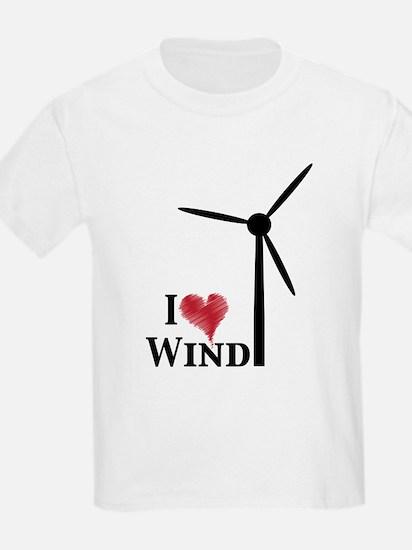 I love wind T-Shirt
