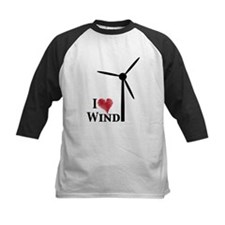 I love wind Tee