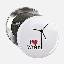 "I love wind 2.25"" Button"