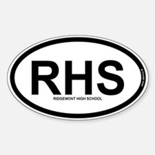 RHS - Ridgemont High School Decal