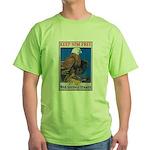 Keep Him Free Eagle Green T-Shirt