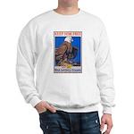 Keep Him Free Eagle Sweatshirt