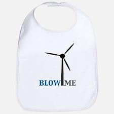 Blow Me (Wind Turbine) Bib