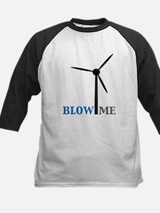 Blow Me (Wind Turbine) Tee