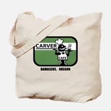 Carver Cafe Tote Bag