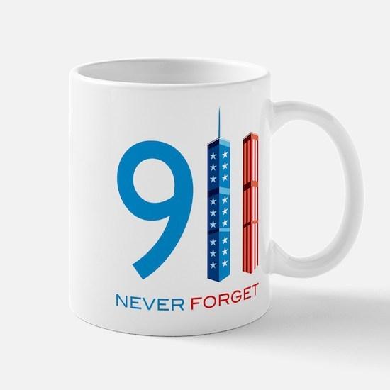 911 - Never Forget Mug