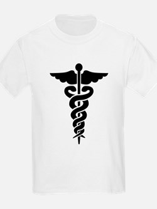 Medical Symbol Caduceus T-Shirt