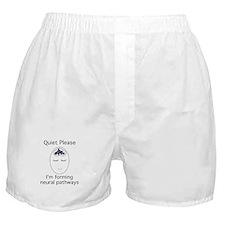 Cute Brain Boxer Shorts