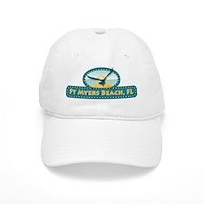 Fort Myers Beach Seagull Baseball Cap