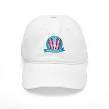 Fort Myers Beach Flipflops Baseball Cap